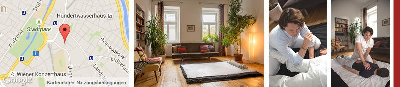 Shiatsu Massage in Wien